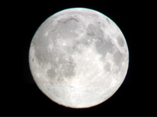 Moon July 2014